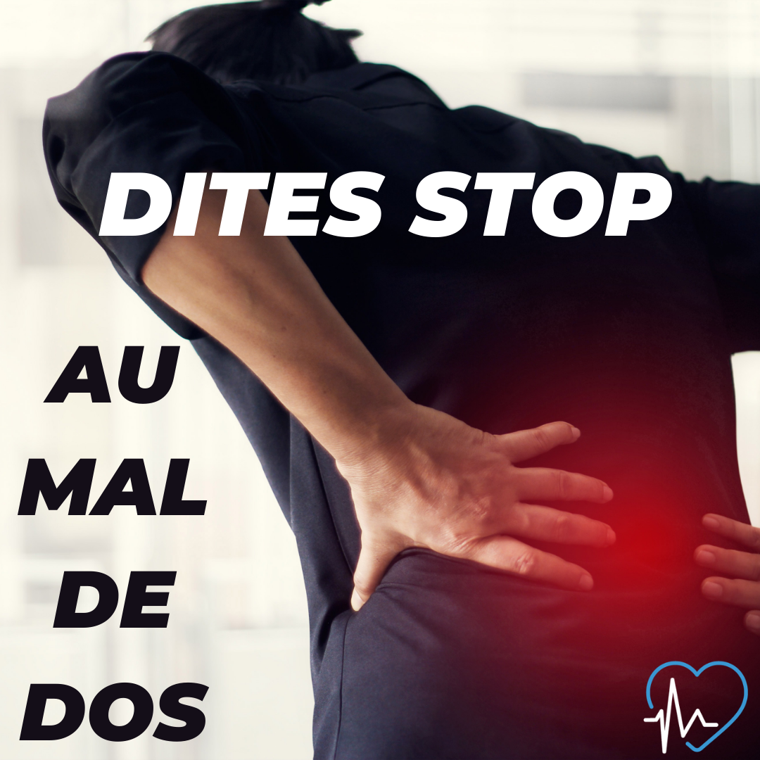 EMS STOP MAL DE DOS RENFORCEMENT MUSCULAIRE