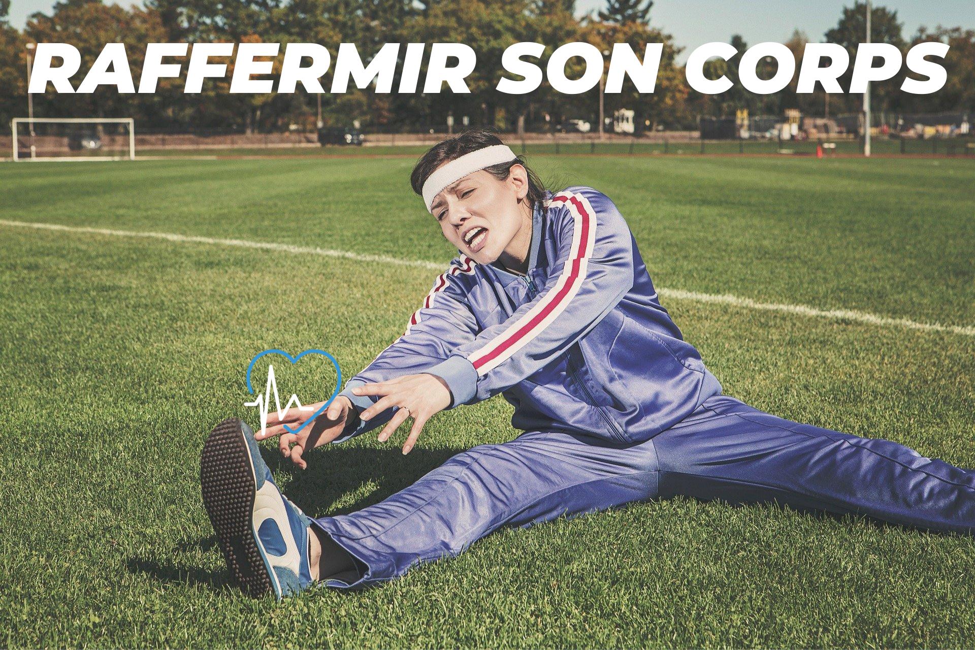 RAFFERMIR SON CORPS SANS EFFORT EMS PULSE