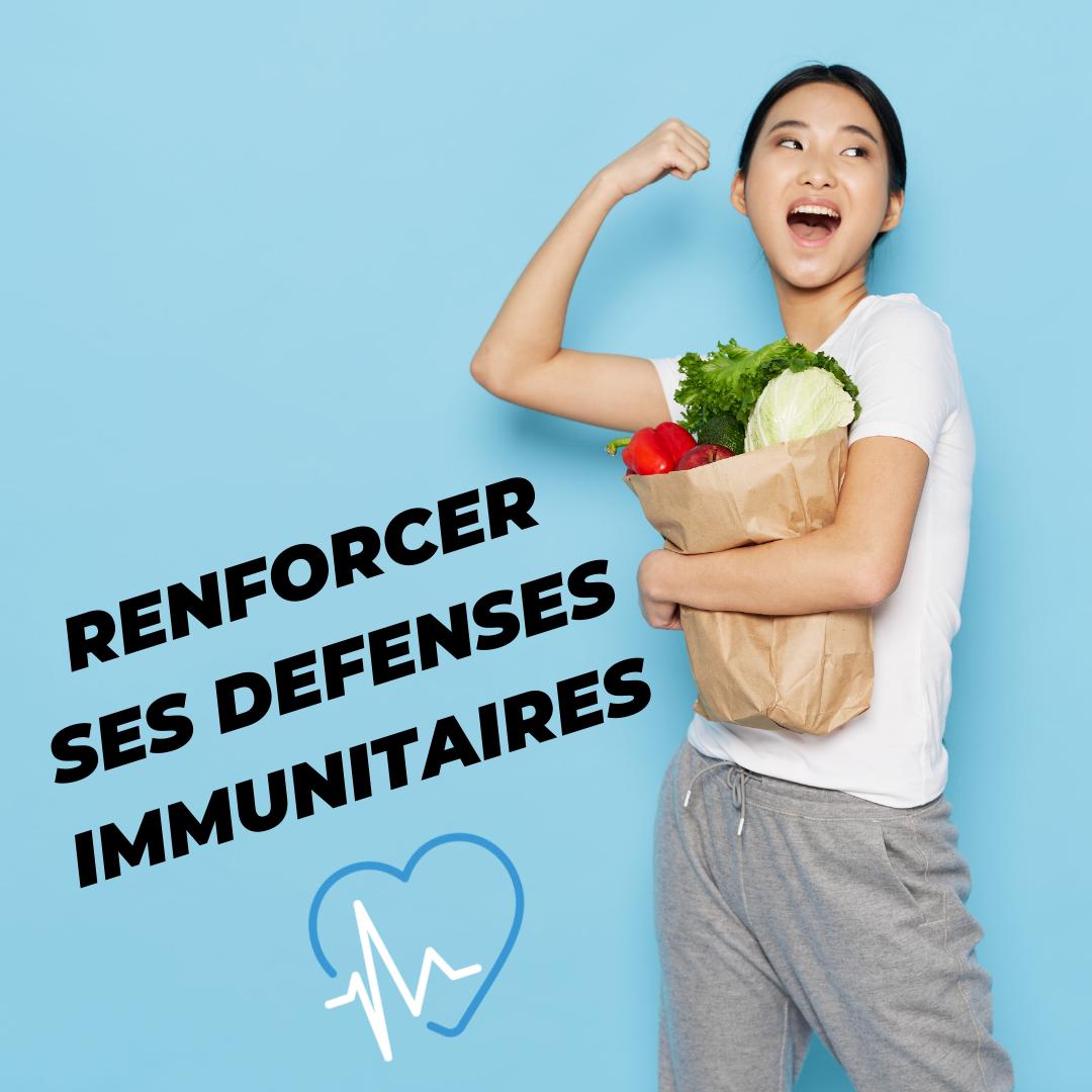 renforcer ses défenses immunitaires booster immunite sport pulseyourlife